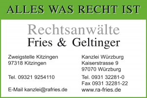 RA Fries & Geltinger